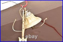 1920's MARKEL Art Deco Antique Vintage Ceiling Light Fixture CHANDELIER 5 bulb