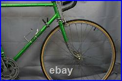 1978 Motobecane Grand Touring Vintage Road Bike Large 60cm Butted Steel Charity