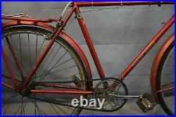 1978 Raleigh Vintage Cruiser Bike 21.5 X-Large Sturmey Archer Hub Steel Charity