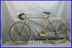 1982 Schwinn Super Sport S/P Vintage Touring Road Bike 55cm Medium Steel Charity