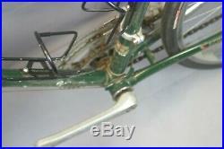 1986 Schwinn Voyageur Vintage Touring Road Bike 58cm Large 27 Steel USA Charity