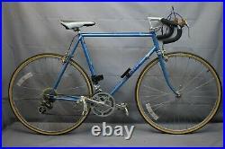 1987 Univega Sport Tour Vintage Touring Road Bike Large 58cm Steel USA Charity