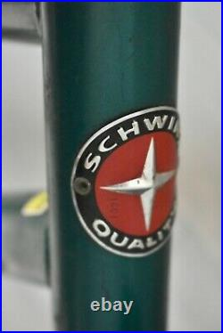 1994 Schwinn Sidewinder MTB Bike Large 19 Hardtail Rigid Canti Steel US Charity