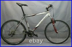 2002 Trek Alpha 4300 MTB Bike 19.5 Large Hardtail Shimano Trigger USA Charity