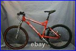 2003 Specialized Epic Comp FS MTB Bike Large 19 Softtail Deore XT Disc Charity