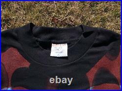 Authentic Vintage NIRVANA Heart Shaped box T shirt 90's Large Tee Jays SOFTee