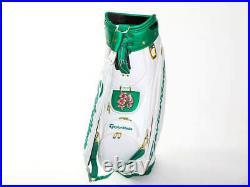 Brand New TaylorMade 2021 Commemorative Major Season Opener Masters Staff Bag