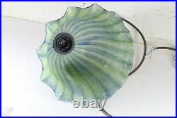 Ceiling Light Vintage Large Christopher Wray Antique Style Italian Glass Pendant