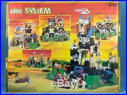 LEGO 6090 Royal Knight's Castle Vintage 1995 Large Set New