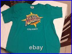 Lot 13 vintage wholesale shirt bundle size large 1 jersey t shirts 1 sweatshirt