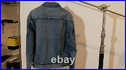 New Authentic Levi's Vintage Clothing LVC Type II 1953 Big E Selvedge 507xx L