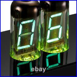 Nobsound Vintage Desk 6× IV-11(-11) Vacuum Nixie Tube VFD Clock Remote DIY KIT