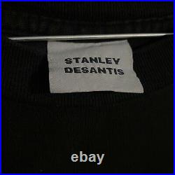 The Crow Stanley Desantis Promo Tee Vintage Large Single Stitch