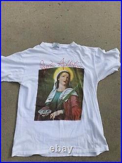 Vintage 1990 Janes Addiction Ritual De Lo Habitual FEAR OF GOD