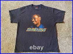 Vintage 90s Half Baked Movie Promo Black T Shirt L Zion Dave Chapelle 2000s