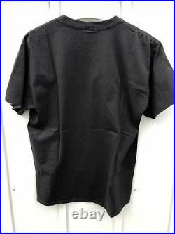 Vintage Anime Tee Akira Graphic Black Large T Shirt Boot