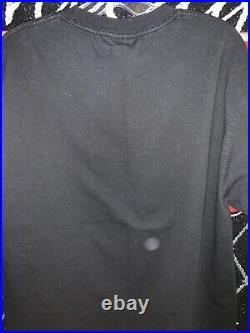 Vintage Faye Valentine T Shirt Size L Cowboy Bebop Anime
