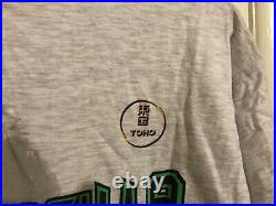 Vintage Nike TShirt 1992Godzilla Vs Charles BarkleyTShirt Size Large RARE