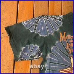 Vintage Smashing Pumpkins Mellon Collie Infinite Sadness Tie Dye 1995 T-shirt