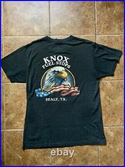 Vintage harley davidson t shirt 3d emblem
