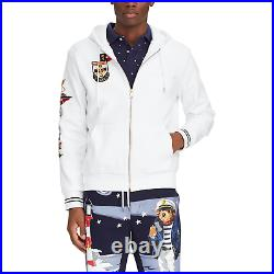 X-LargePolo Ralph Lauren Crest Sweatshirt Vintage CP93 Pwing Stadium